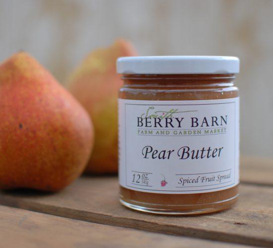 Pear Butter Pear