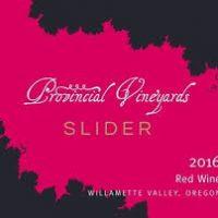 Provincial Slider Label