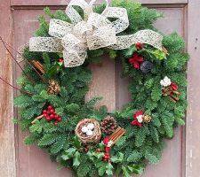 Wreath Workshop 2018 1