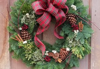 Wreath Workshop 2018 10